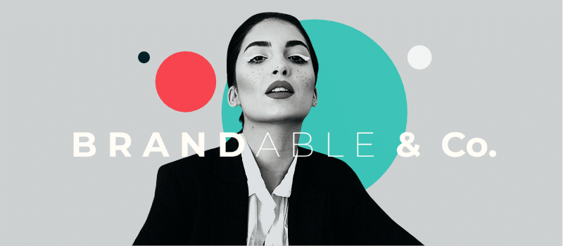 Brandable & Co. Cover