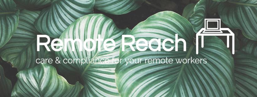 Remote Reach  Cover