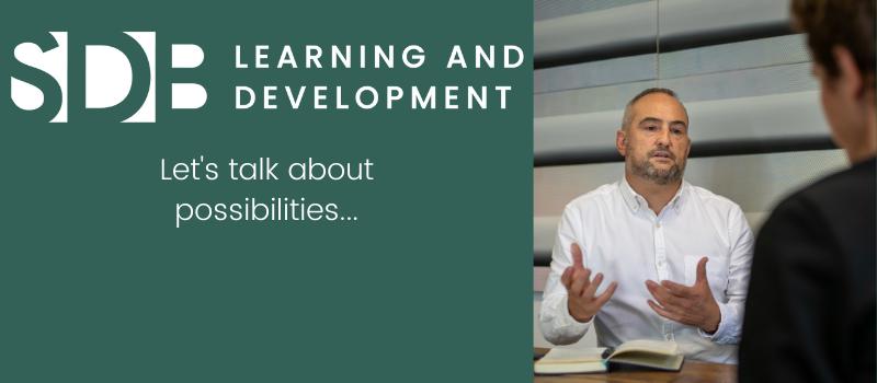 SDB Learning & Development Ltd Cover